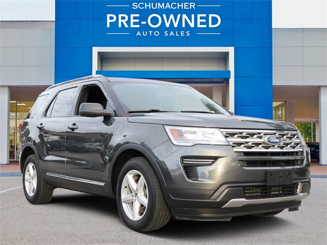 Pre-Owned 2018 Ford Explorer XLT