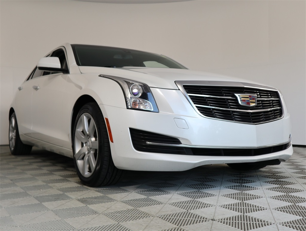 Pre-Owned 2016 Cadillac ATS 2.5L