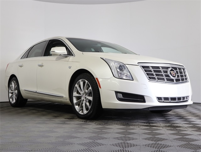 Pre-Owned 2014 Cadillac XTS Base