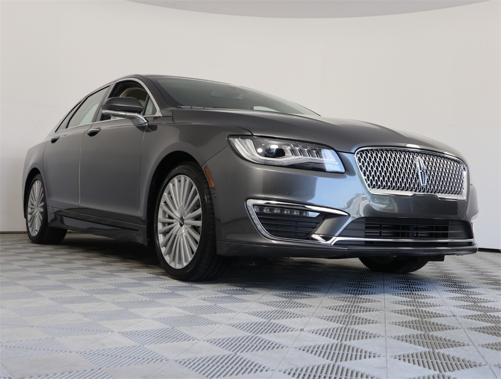 Pre-Owned 2017 Lincoln MKZ Reserve