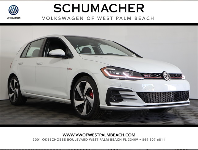 New 2019 Volkswagen Golf GTI Autobahn