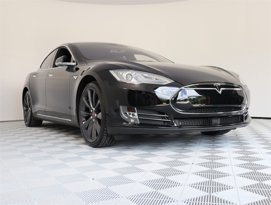 Used 2015 Tesla Model S 85 For Sale North Palm Beach FL | #8D00807A