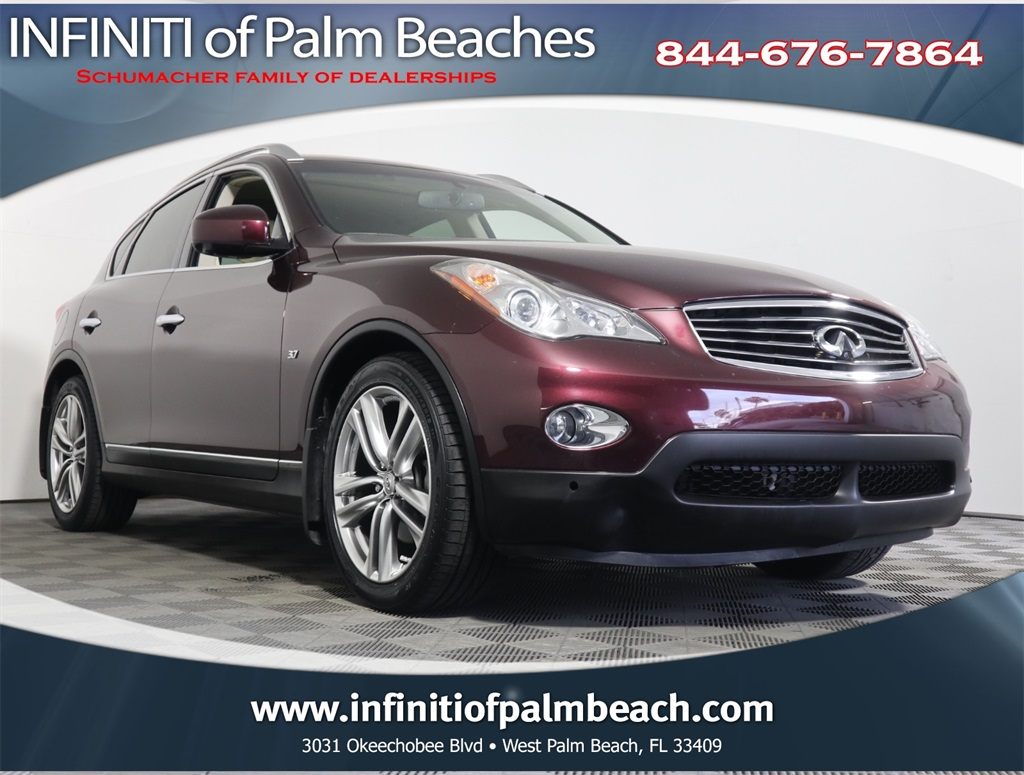 Pre-Owned 2014 INFINITI QX50