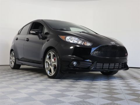 Pre-Owned 2016 Ford Fiesta ST