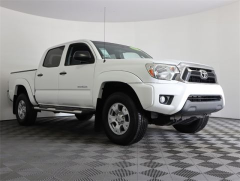 Pre-Owned 2015 Toyota Tacoma PreRunner
