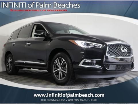Pre-Owned 2016 INFINITI QX60 AWD w/Navigation-Premium Plus Package