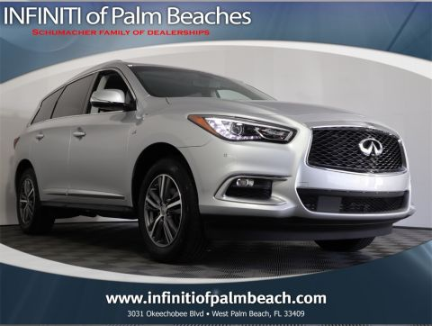 Pre-Owned 2016 INFINITI QX60 Premium Plus w/Navigation