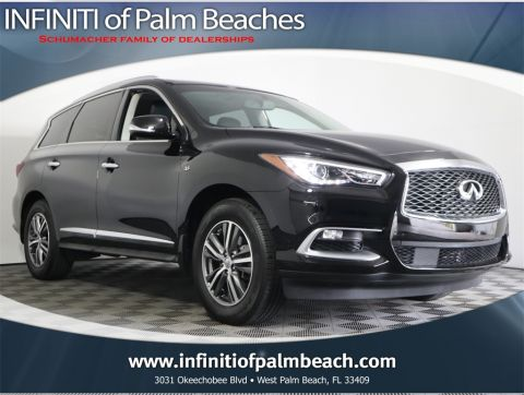 Pre-Owned 2016 INFINITI QX60 Premium Package