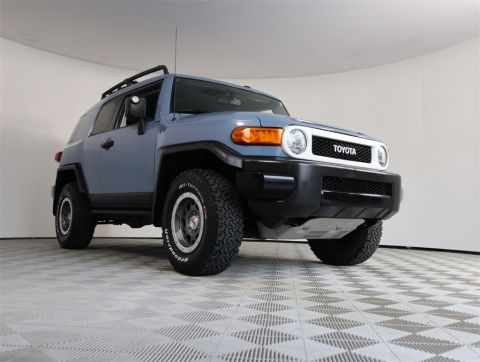 Pre-Owned 2014 Toyota FJ Cruiser Trail Team Ultimate Edition