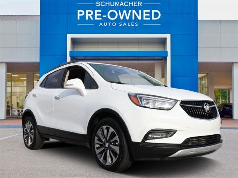 Pre-Owned 2018 Buick Encore Preferred II