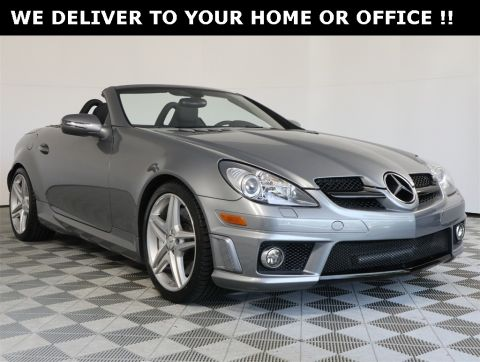 Pre-Owned 2009 Mercedes-Benz SLK SLK 55 AMG®